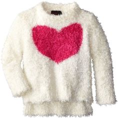 Girls Rule Little Girls' Heart Intars… Girls Rules, Boyfriend Shirt, Yellow Sweater, Girls Sweaters, Girl Gifts, Shirt Outfit, Toddler Girl, Little Girls, Discount Websites