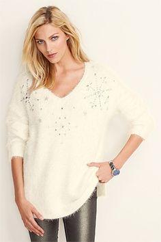 Next Embellished Snowflake Tunic - EziBuy New Zealand