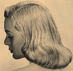 30er Jahre Frisur