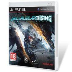 Metal Gear Rising Revengeance Ps3 - 4012927054826 - acción - Play Station 3 - Deal-Spain Konami
