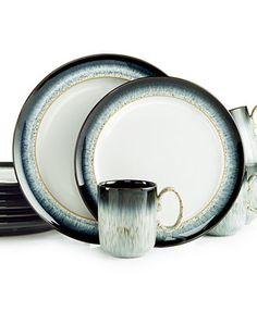 Denby Halo 12 Piece Set