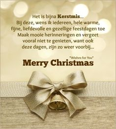 kerst en nieuwjaar Christmas Quotes, Christmas Wishes, All Things Christmas, Christmas Gifts, Merry Christmas And Happy New Year, Winter Christmas, Xmas, New Year Wishes, Wishes For You