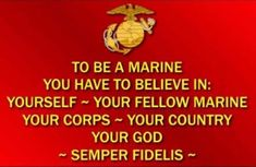 Semper Fi and never forget Marine what you learned in Bootcamp! Military Quotes, Military Humor, Military Service, Military Terms, Military Salute, Usmc Quotes, Military Pictures, Military Veterans, Military Life