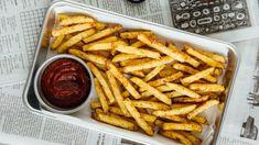 Πώς Μπορείς να Φτιάξεις Νόστιμες, Υγιεινές Τηγανιτές Πατάτες με 5 Απλά Βήματα;