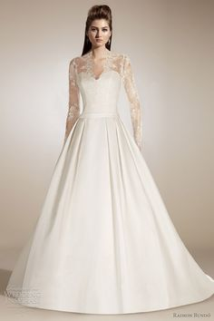 kate middeltown wedding dress | Raimon Bundó Wedding Dresses 2012 | Wedding Inspirasi