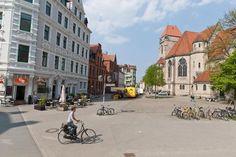 HANNOVER Nordstadt * Lutherkirche hanover germany