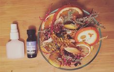 Did you know flowers have an afterlife? Reuse your old flowers to make fresh smelling potpourri!