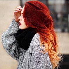 awesome 25 Creative Tweaks of Red Blonde Hair Color