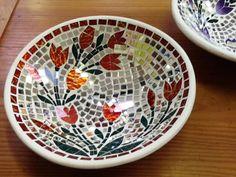 ideas for mosaic bottles