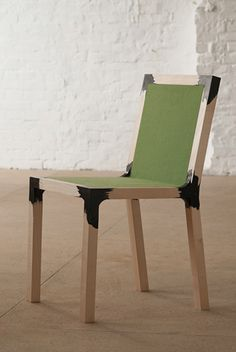 'DaR', created by young German designer Christof Schmidt, uses polyurethane foam as a means of joinery