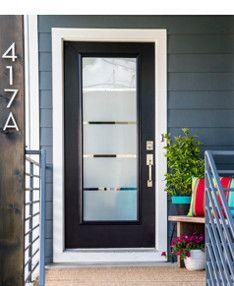 Shop Exterior Doors At Lowes Com Exterior Doors Exterior Door Window Modern Front Door Open up to the possibilities. exterior doors exterior door window