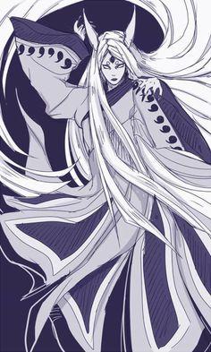 Naruto - Ootsutsuki Kaguya