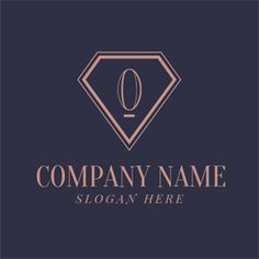 DesignEvo's online jewelry logo maker provides an easy way for you to create beautiful jewelry logo designs with millions of icons. No design experience needed, try it for free now! Custom Logo Design, Custom Logos, Diamond Logo, Black Diamond, Online Logo, Jewelry Logo, Logo Maker, Slogan, Diamond Jewelry