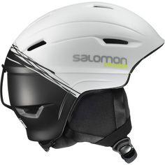 Salomon - Cruiser 4D Helmet - White/Black