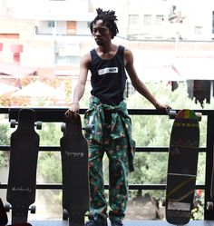 T-shirts, bags, photography, home decor using skills from underprivileged youth based in Johannesburg and Cape Town. Vests, Harem Pants, Street Style, Shirts, Fashion, Moda, Harem Trousers, Urban Taste, La Mode