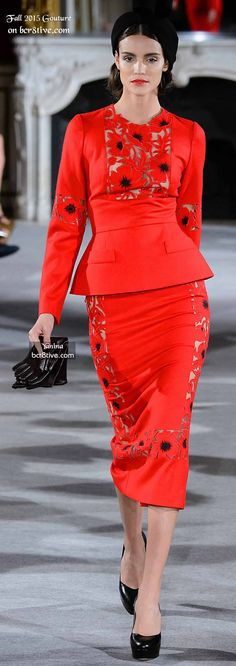 The Best Haute Couture Fashion of Fall 2015-16