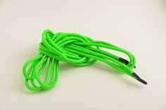 (Safety Green) Paralace [world's toughest bootlace]