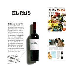 Barcolobo en El País, en su suplemento Buena Vida