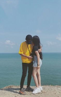 Korean Best Friends, Boy And Girl Best Friends, Guys And Girls, Couple Ulzzang, Ulzzang Girl, Korean Aesthetic, Couple Aesthetic, Cute Couples Goals, Couple Goals