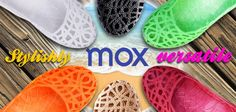 Win 1 of 4 Pairs of Mox Shoes