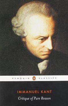 Critique of Pure Reason (Penguin Classics) by Immanuel Kant,http://www.amazon.com/dp/0140447474/ref=cm_sw_r_pi_dp_8pbJsb06C3E2F3VD