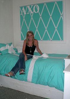 Tiffany Dorm Room