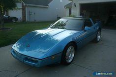 1988 Chevrolet Corvette #chevrolet #corvette #forsale #unitedstates