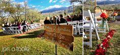 Tanque Verde Guest Ranch wedding ceremony | Lori OToole Photography | Tucson Arizona wedding