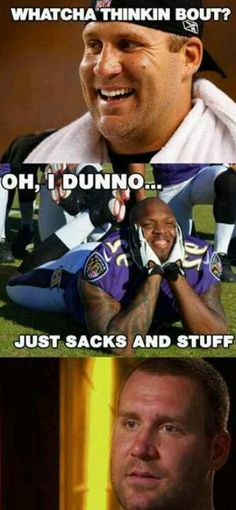 Baltimore Ravens Steelers Suck