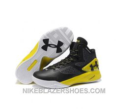 03ac07d7ef1 New Arrival Under Armour Curry ClutchFit Drive II Black Yellow