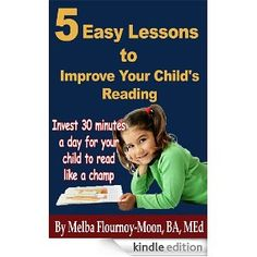 5 Easy Lessons to Improve Your Childs Reading
