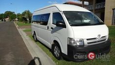 2007 TOYOTA HIACE COMMUTER KDH223R MY07 UPGRADE