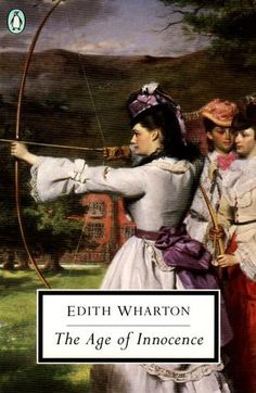 """The Age of Innocence by Edith Wharton. David Hamilton: """"This book must be understood not simply as art, but as a psychological statement, namely that sexuality exists within each of us from infancy on and parents and society deny that at their own risk."""""""