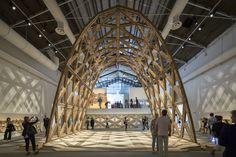 """Exposição """"Breaking The Siege"""" do Gabinete de Arquitectura é premiada com o Leão de Ouro em Veneza, © Laurian Ghinitoiu"""
