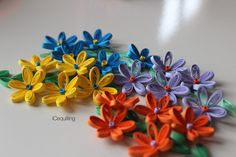 Paper Quilling Flowers, Quilling Ideas, Quilling Designs, Quilling Art, Card Crafts, Diy And Crafts, Paper Crafts, Paper Clay, Paper Art