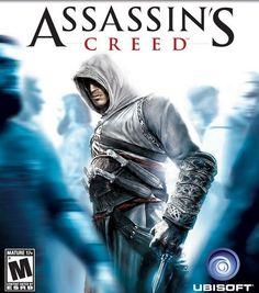 Assassin's Creed box art.