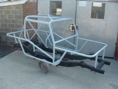 Whitbread Spaceframe - Land Rover Zone