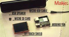 Arduino-Smart-alarm-clock-parts