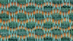 Add a Little Texture: Weaving With Weft Deflections