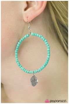 Luck of the Irish-$5 at www.paparazziaccessories.com/45653
