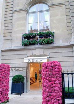 Porthault Store in Paris
