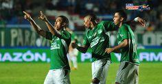 Con un remate de zurda del jugador Carlos Lizarazo, el equipo 'Azucarero' selló en el último minuto su victoria ante los 'Naranjas', en un duelo con buena exposición de fútbol.