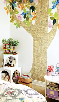 Kids bedroom ideas: Tips on how to decorate Kid's bedroom idea. Cube Storage, Toy Storage, Kids Bedroom, Bedroom Ideas, Stuffed Animal Storage, Main Theme, Throw Cushions, Bold Colors, Decorating Tips