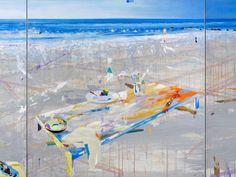 Alfonso Albacete (Spanish, b. Thalassa (detail), Acrylic on canvas, 4 parts, each 150 x 150 cm Dimitra Milan, Yellena James, Fine Arts Degree, Live Model, Cecile, Oil Painters, Australian Artists, Figurative Art, Art History