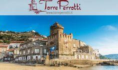 The stunning Torre Perrotti Santa Maria Castellabate