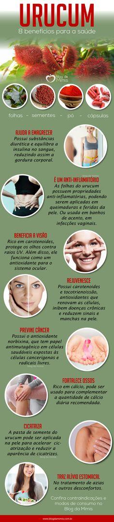 Urucum: todos os seus benefícios para a saúde - Blog da Mimis #blogdamimis #urucum #colorau