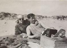 Bad på Gotland 1920-talet