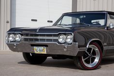 1965 Olds 442 Restored by RAMC