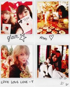 @Lily Louis: Merry Swiftmas and Hailee New Year.