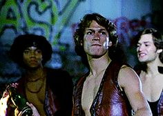 The Warriors - 1979 - Walter Hill The Warriors Baseball Furies, Michael Beck, Warrior Movie, Cult, Coney Island, Guilty Pleasure, Back In The Day, Gta, Coming Out